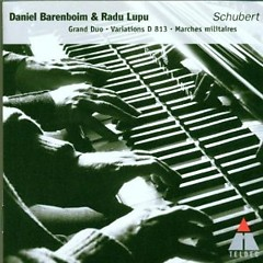 Schubert - Works For Piano Four Hands - Radu Lupu,Daniel Barenboim