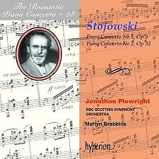 The Romantic Piano Concerto, Vol. 28 – Stojowski - Jonathan Plowright,BBC Scottish Symphony Orchestra,Martyn Brabbins