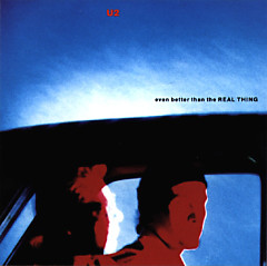 Even Better Than The Real Thing (CD Single)