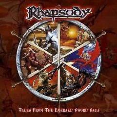 Tales From The Emerald Sword Saga (Best Of) - Rhapsody