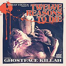 Twelve Reasons To Die - Ghostface Killah,Adrian Younge