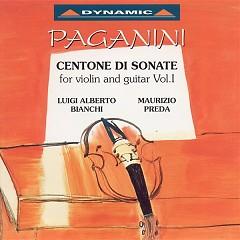 Centone Di sonate For Violin And Guitar Vol.II