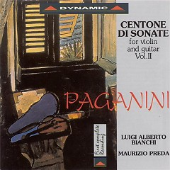 Complete Works For Violin And Guitar - Nicolo' Paganini