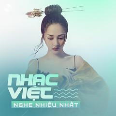 Nhạc Việt Được Nghe Nhiều Năm 2017 - Various Artists