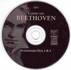 Ludwig Van Beethoven- Complete Works (CD1)