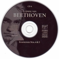 Ludwig Van Beethoven- Complete Works (CD4)