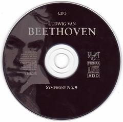 Ludwig Van Beethoven- Complete Works (CD5)