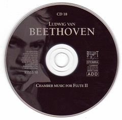 Ludwig Van Beethoven- Complete Works (CD18)