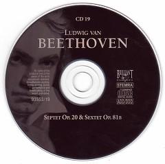 Ludwig Van Beethoven- Complete Works (CD19)