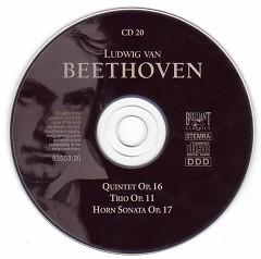 Ludwig Van Beethoven- Complete Works (CD20)