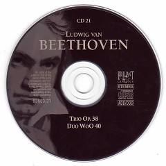 Ludwig Van Beethoven- Complete Works (CD21)