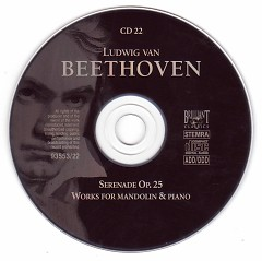 Ludwig Van Beethoven- Complete Works (CD22)
