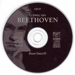 Ludwig Van Beethoven- Complete Works (CD27)