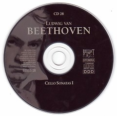 Ludwig Van Beethoven- Complete Works (CD28)