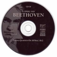 Ludwig Van Beethoven- Complete Works (CD35)