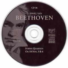 Ludwig Van Beethoven- Complete Works (CD36)