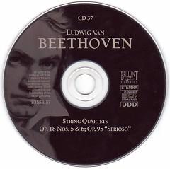 Ludwig Van Beethoven- Complete Works (CD37)