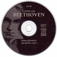 Ludwig Van Beethoven- Complete Works (CD38)