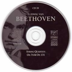 Ludwig Van Beethoven- Complete Works (CD39)