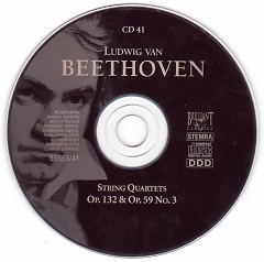 Ludwig Van Beethoven- Complete Works (CD41)