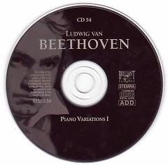 Ludwig Van Beethoven- Complete Works (CD54)