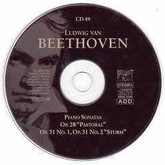 Ludwig Van Beethoven- Complete Works (CD49)