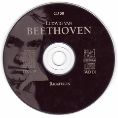 Ludwig Van Beethoven- Complete Works (CD58)