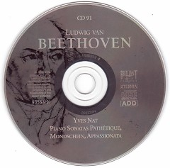 Ludwig Van Beethoven- Complete Works (CD91)