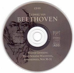 Ludwig Van Beethoven- Complete Works (CD93)
