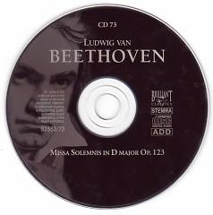 Ludwig Van Beethoven- Complete Works (CD73)