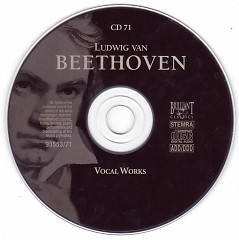 Ludwig Van Beethoven- Complete Works (CD71)