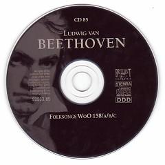 Ludwig Van Beethoven- Complete Works (CD85)