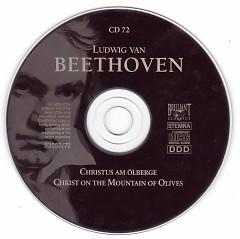 Ludwig Van Beethoven- Complete Works (CD72)
