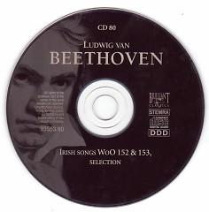Ludwig Van Beethoven- Complete Works (CD80)