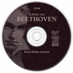 Ludwig Van Beethoven- Complete Works (CD60)