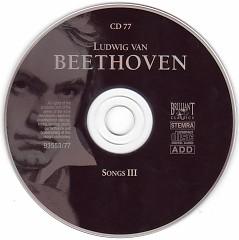 Ludwig Van Beethoven- Complete Works (CD77)