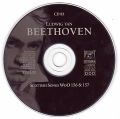 Ludwig Van Beethoven- Complete Works (CD83)