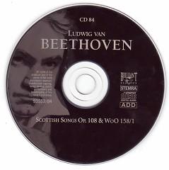 Ludwig Van Beethoven- Complete Works (CD84)