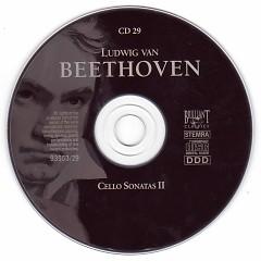 Ludwig Van Beethoven- Complete Works (CD29)
