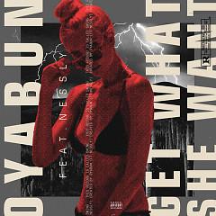 Getwhatshewant (Single)