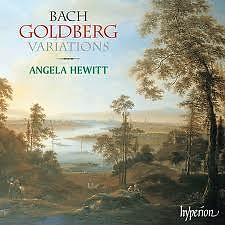 Bach: Goldberg Variations CD1