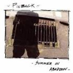 Summer In Abaddon - Pinback