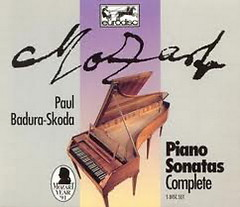 Mozart: Complete Piano Sonatas CD3