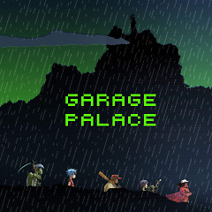 Garage Palace (Single) - Gorillaz, Little Simz