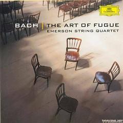 Bach, Die Kunst Der Fuge BWV 1080Fur Streichquartett Disc.1 - Emerson Quartet