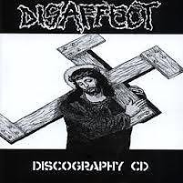 Discography (CD1) - Disaffect