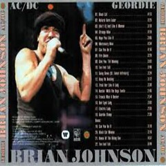 The Brian Johnson Years