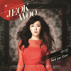 2015 Jeok Woo 'Limited Edition With New Song'