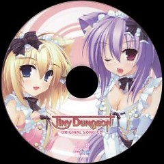 Tiny Dungeon Original Song CD - nao