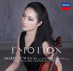EMOTION  - Akiko Suwanai